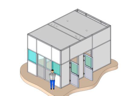cabine acoustique EKOPHONE